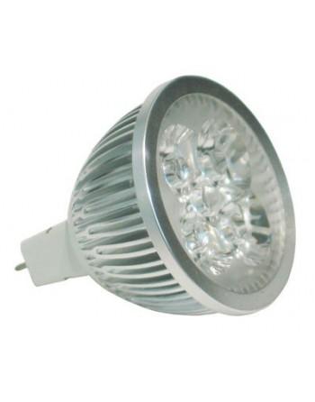 BOMBILLA LED 4W/260V GU-10