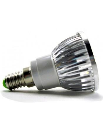 BOMBILLA LED 4W/260V E-14