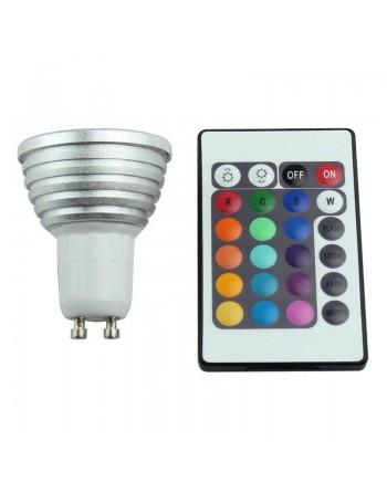 BOMBILLA LED 3W/220V GU10