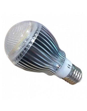 BOMBILLA LED PERA 5W/260V E-27
