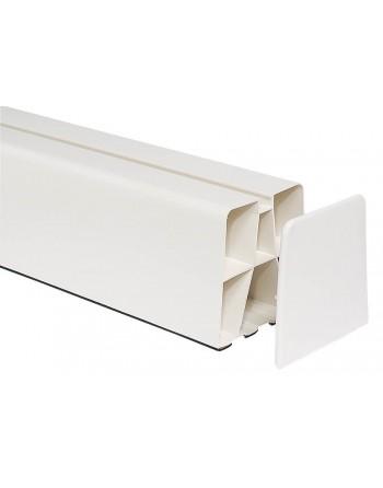 Tapa PVC para soporte CF